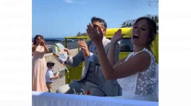 nozze stromboli