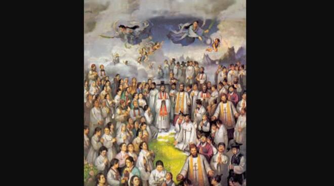 Oggi la Chiesa festeggia i Santi Martiri Coreani