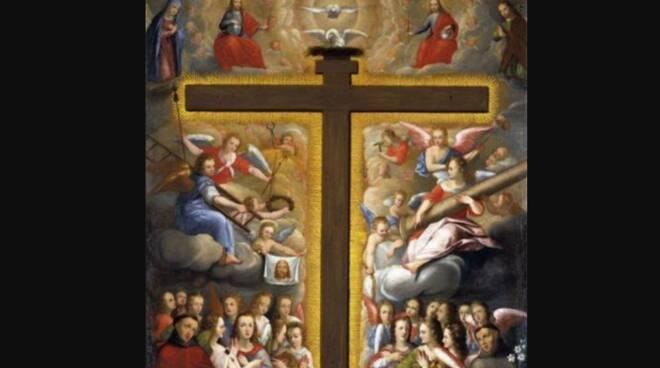 Oggi la Chiesa festeggia l'Esaltazione della Santa Croce
