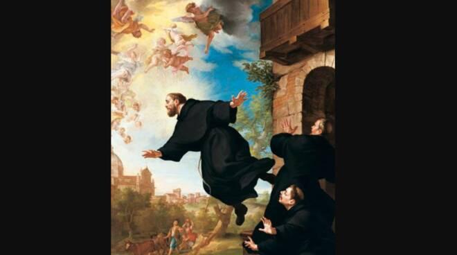 Oggi la Chiesa festeggia San Giuseppe da Copertino