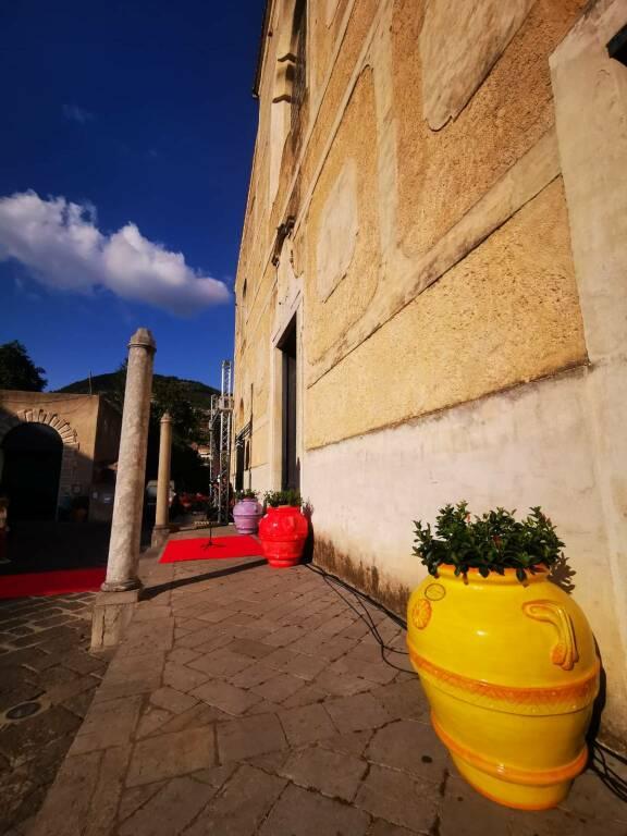 Positano, Ceramica Casola all'evento di Scala