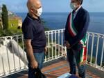 Positano, l'incontro tra il sindaco Guida e l'ambasciatore Eydar
