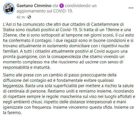 post cimmino