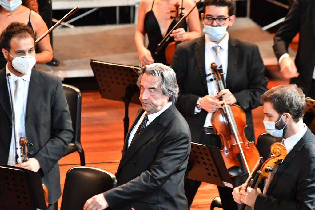 Ravello: la prima volta di Riccardo Muti è da standing ovation