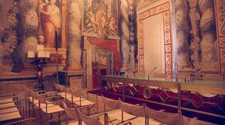 Sala Zuccari - Palazzo Giustiniani, Roma