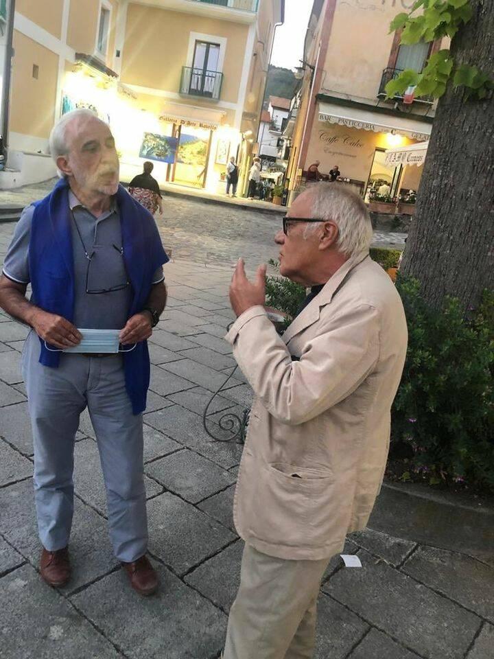 """""""Scopri la verità"""" a puntate: Secondo Amalfitano sta animando l'estate dei cittadini di Ravello con post e dirette"""