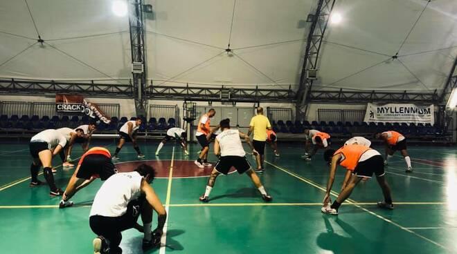 sorrento futsal preparazione