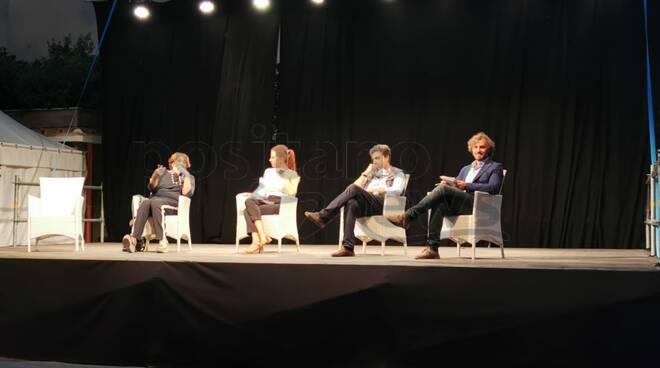 """Sorrento. La presentazione in diretta del libro """"La verità negata"""", scritto da Dario Vassallo e Vincenzo Iurillo"""