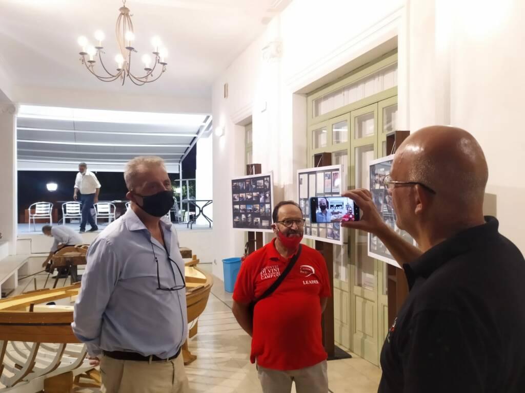 """Sorrento, Villa Fiorentino. """"Incontri di vini e sapori campani"""": l'intervista esclusiva a Gaetano Milano"""