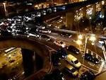 Traffico in tilt a Salerno