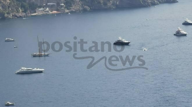 yacht positano 1