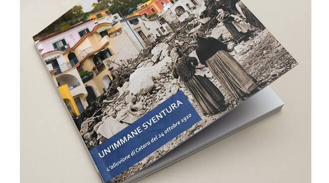 """alluvione cetara, libro """"un'immane sventura"""""""