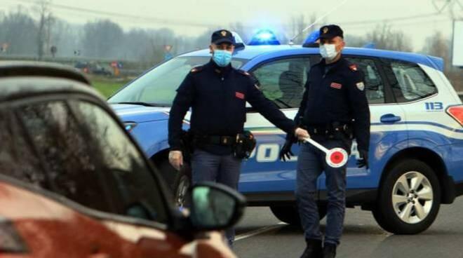 alt polizia