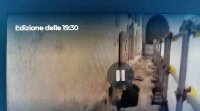 Amalfi. Le Giornate Fai al Chiostro. Per la prima volta aperte al pubblico le 24 tombe. Servizio anche su Rai Tre