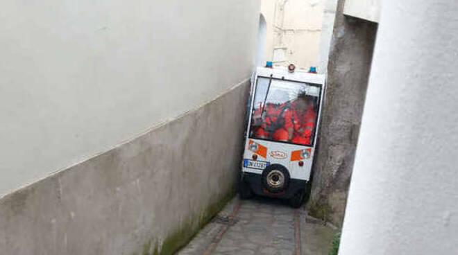 ambulanzina capri
