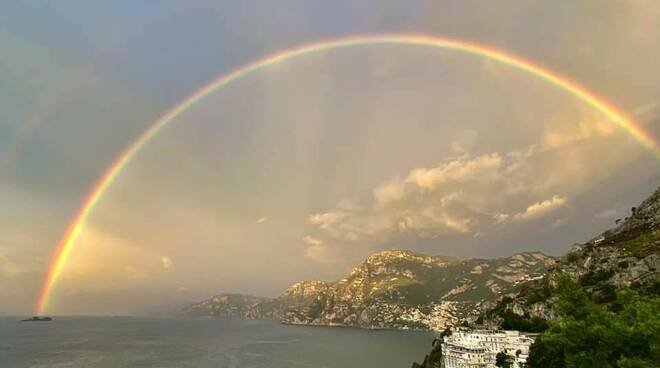 arcobaleno positano