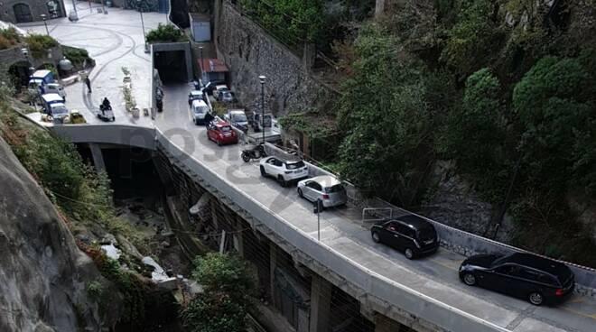 auto positano