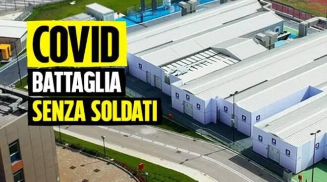"""Campania. Ospedale del Mare, mancano gli infermieri: """"Ognuno di noi lavora per 10"""""""
