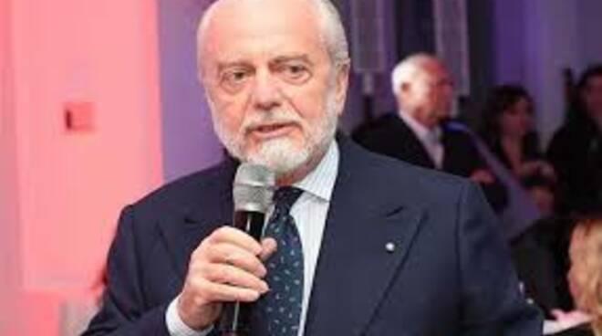 Aurelio De Laurentiis contro tutti : Ecco il testo integrale della lettera di battaglia del presidente del Napoli