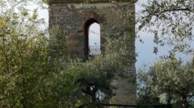La Torre di Punto Scutolo a Vico Equense