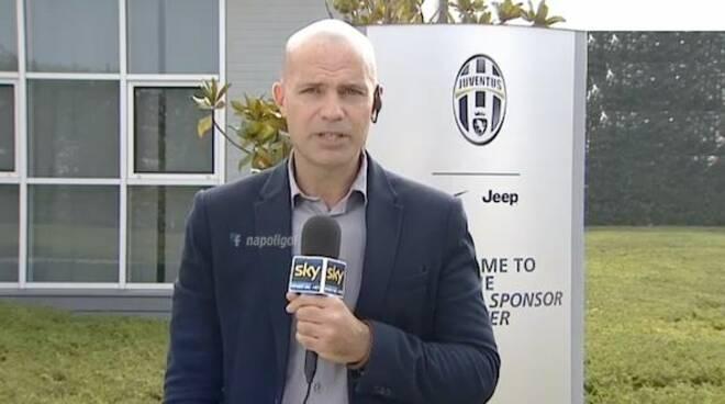 """Guardalà a Sky Sport:\"""" Per la Juve in isolamento è tutto normale\"""""""