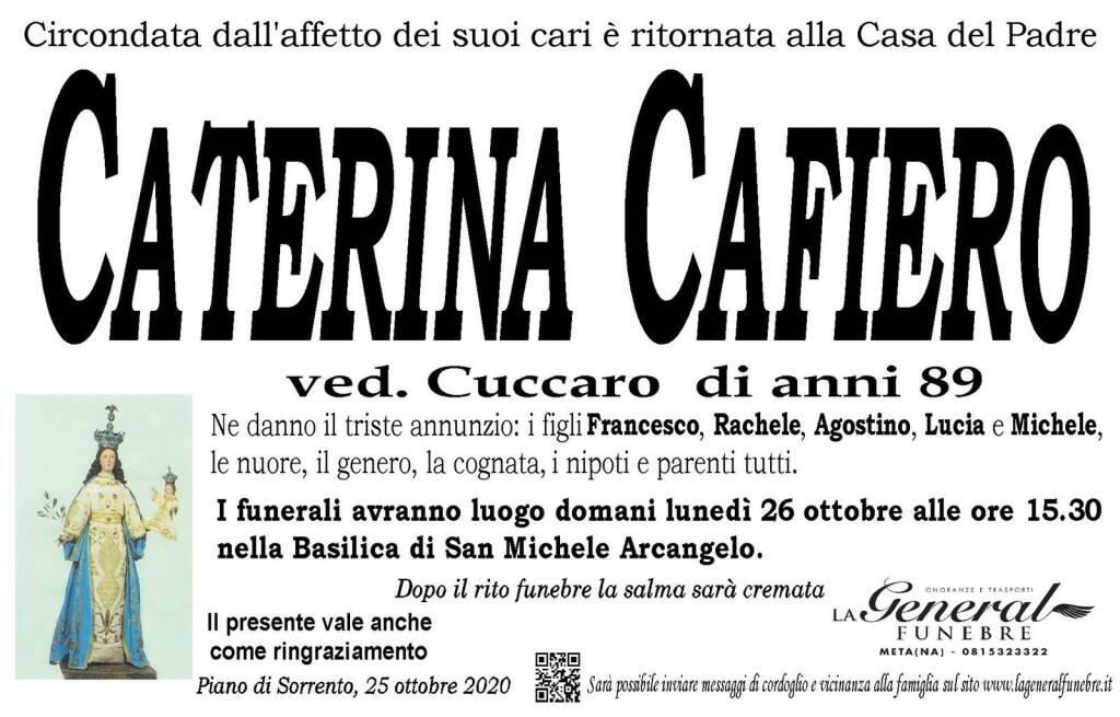 Caterina cafiero