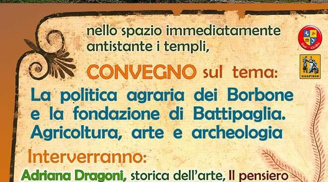 Convegno - Paestum