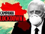 De Luca Lockdown Campania
