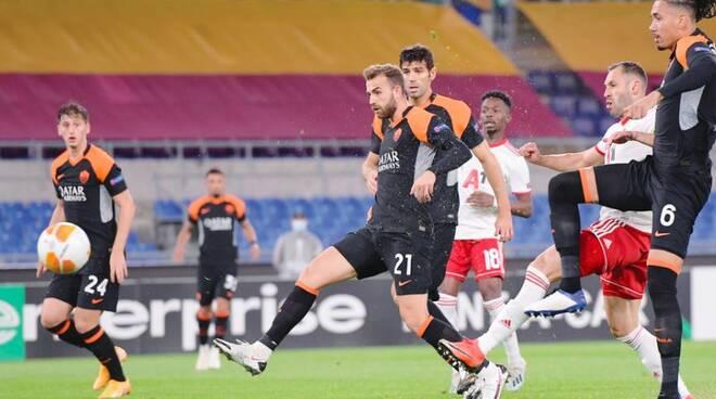Europa League: Roma spenta è distratta contro il Cska Sofia è un deludente 0-0