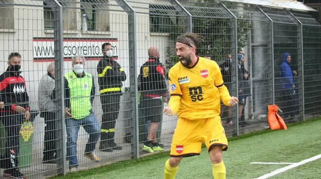 Evangelista Cunzi Sorrento Calcio