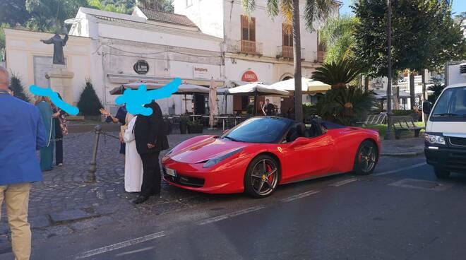 Ferrari comunione Sant'Agnello