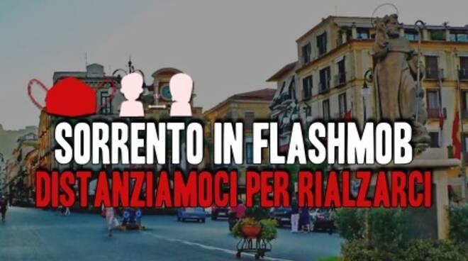 flash mob sorrento
