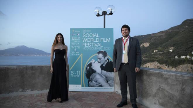 gaia girace e nuzzo, social world film festival