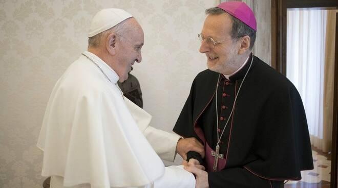 Gugerotti, arcivescovo titolare di Ravello, a Londra per proseguire il dialogo tra cattolici e anglicani