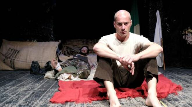 """IO DISERTO Morire per la patria, morire per niente"" di Antonio Mocciola"