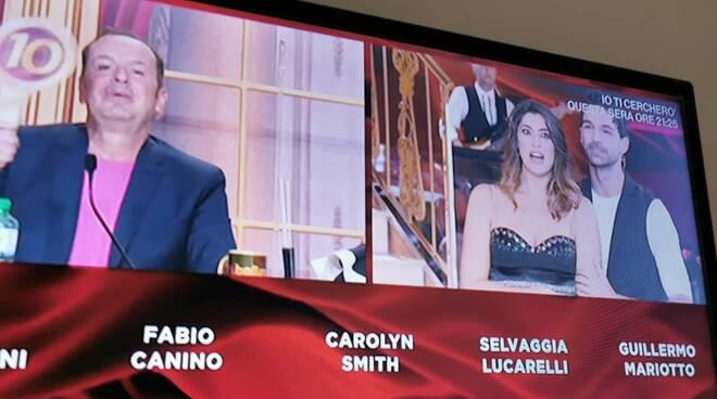 Isoardi in tv