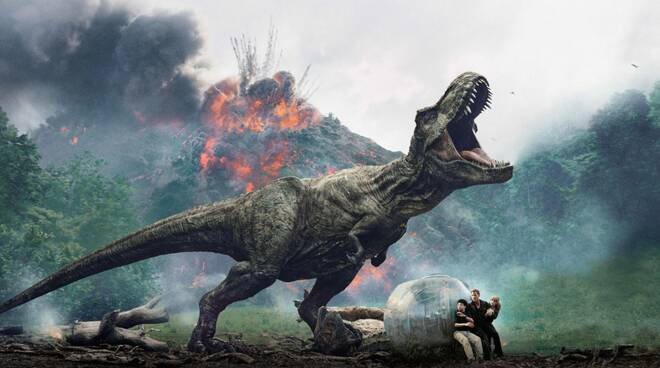 Jurassic world tre
