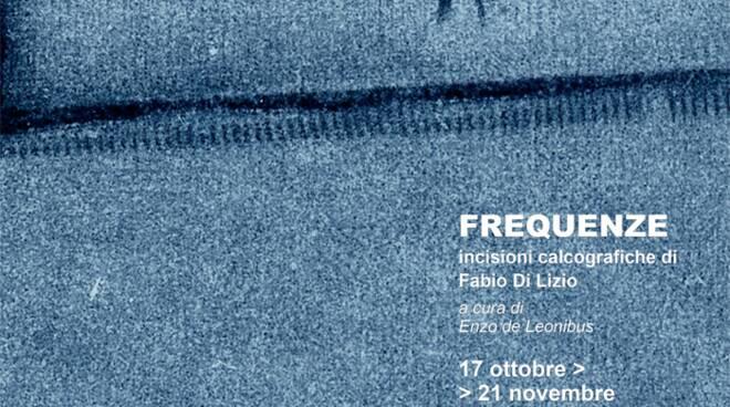 Locandina - Frequenze - Fabio Di Lizio