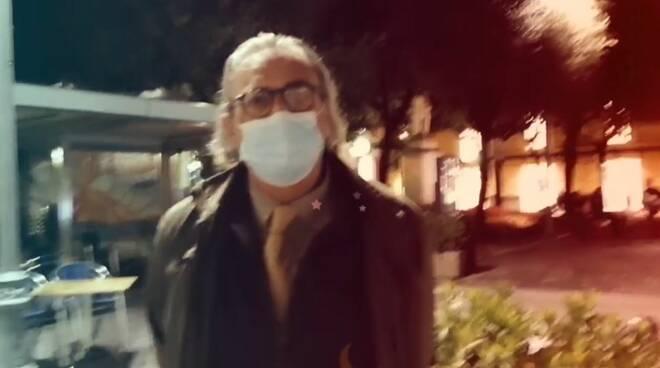 Lucio Esposito a Sorrento