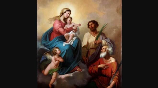 Oggi la Chiesa festeggia i Santi Simone e Giuda