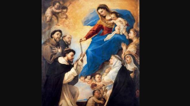 Oggi la Chiesa festeggia la Beata Vergine Maria del Rosario