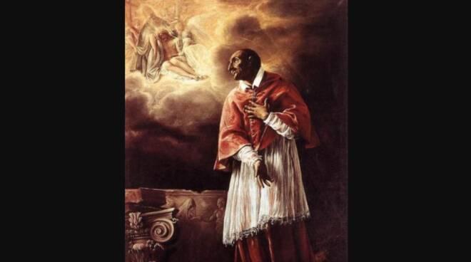Oggi la Chiesa festeggia San Carlo Borromeo