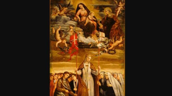 Oggi la Chiesa festeggia Sant' Orsola e compagne