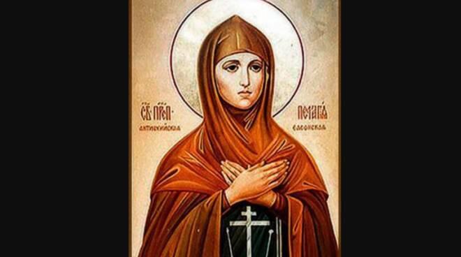 Oggi la Chiesa festeggia Santa Pelagia di Antiochia