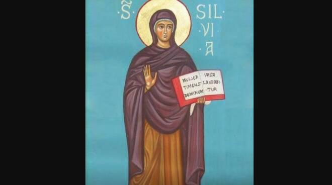 Oggi la Chiesa festeggia Santa Silvia