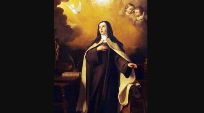 Oggi la Chiesa festeggia Santa Teresa d'Avila