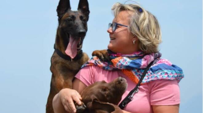 Positano. Oggi il dog trekking a Santa Maria del Castello organizzato da AniaLife