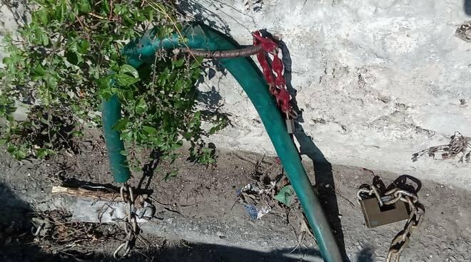 Positano tagliata catena e rubata una bici alla Sponda