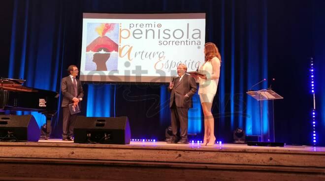 Premio Penisola Sorrentina. Roberto Napoletano