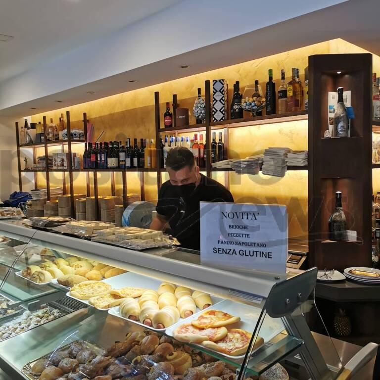 Sant'Agnello. Al Bar Cheri prodotti naturali e gluten free